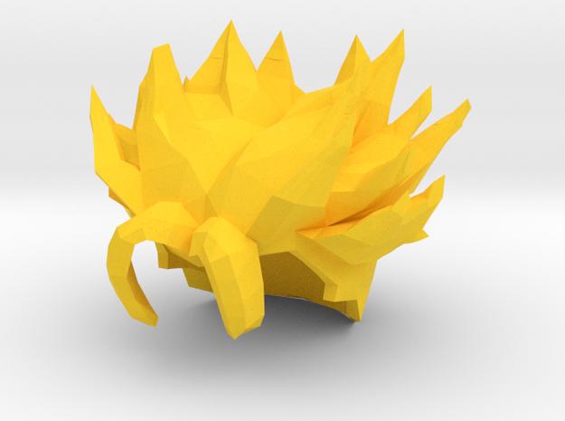Custom Trunks Short SSj Inspired Lego