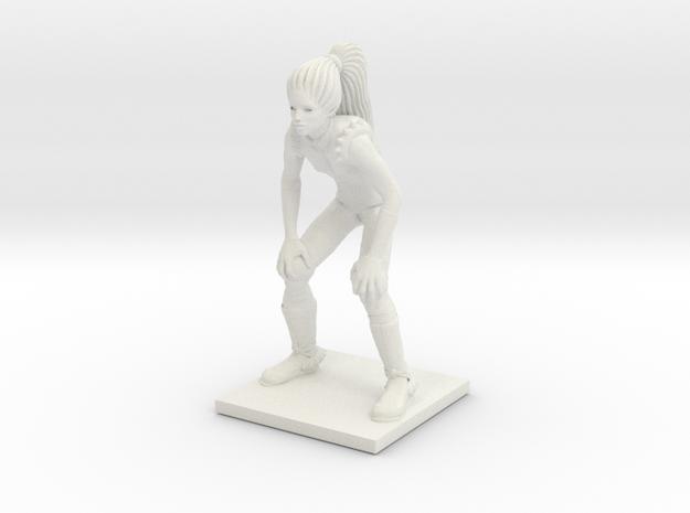 Darkelves 10 - Lineman in White Natural Versatile Plastic