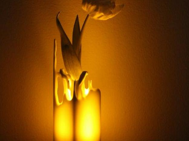 Splash Vase or Splash Candlestick 3d printed Splash Vase or CandleStick