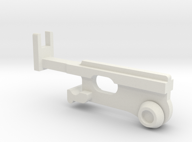 Ikea TOBO 115280 in White Natural Versatile Plastic