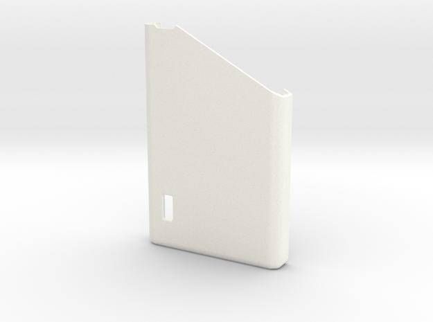 Fairphone Casing Bottom in White Processed Versatile Plastic