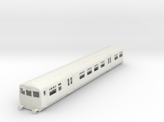0-87-cl-502-driver-trailer-coach-1 in White Natural Versatile Plastic