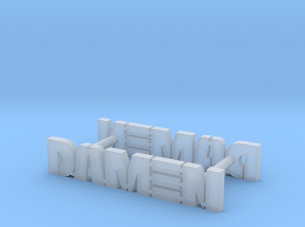 DAMEN logo  in Frosted Ultra Detail