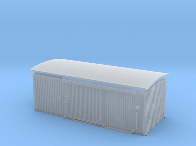 SJS/DSB - Ombygningssæt til Piko motorvogn 1/87 in Smooth Fine Detail Plastic