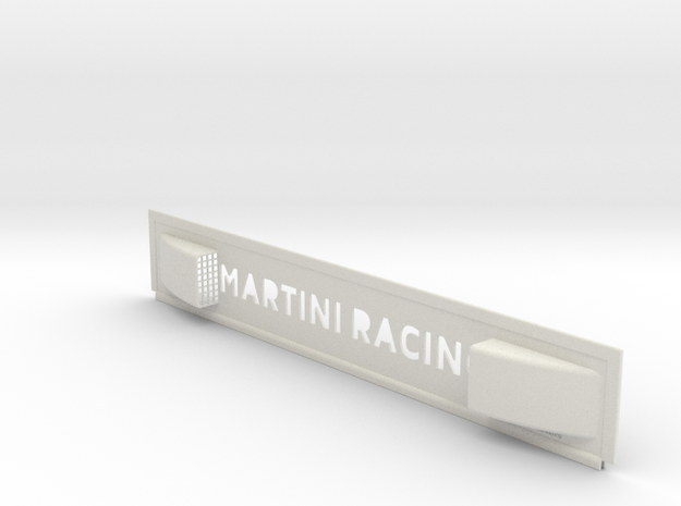 "Lancia Delta I ""Martini Racing"" window Shield 3"