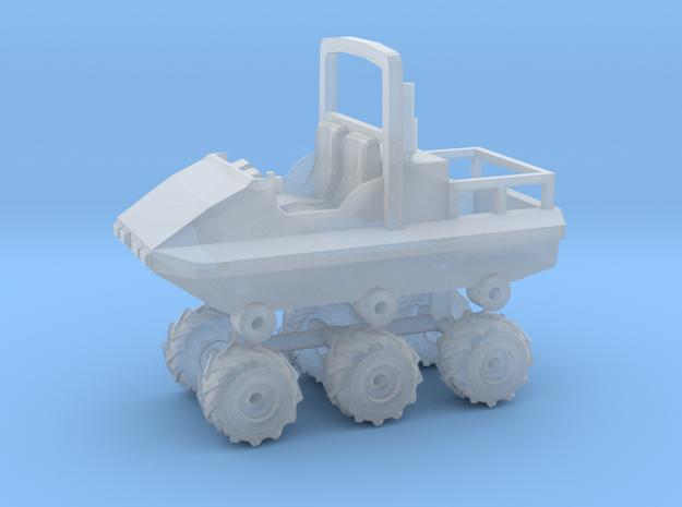 1/87 Scale Swamper ATV 6x6 in Smooth Fine Detail Plastic