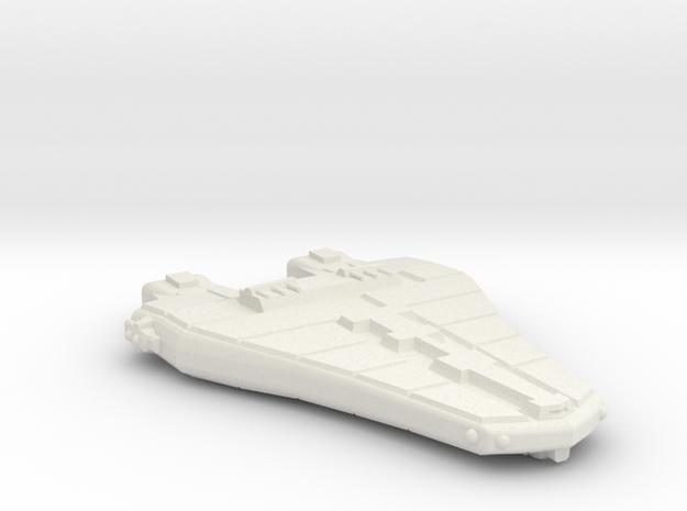 3125 Scale Vulpa Blockade Runner MGL in White Natural Versatile Plastic