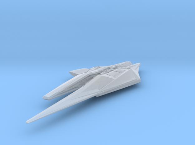 NR Var'Nic Long Range Destroyer Full Thrust Scale in Smooth Fine Detail Plastic