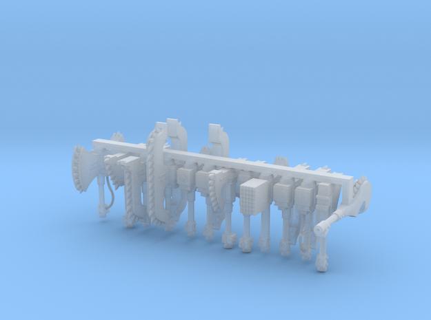 Chainaxes Set 1