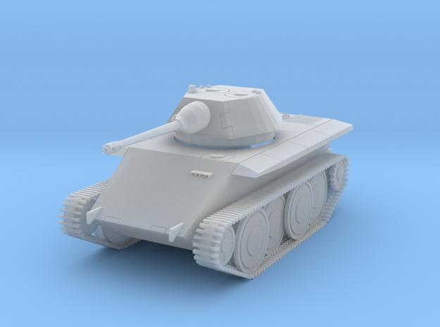 DW18B Leopard Light Tank E-10 (1/100) in Frosted Ultra Detail