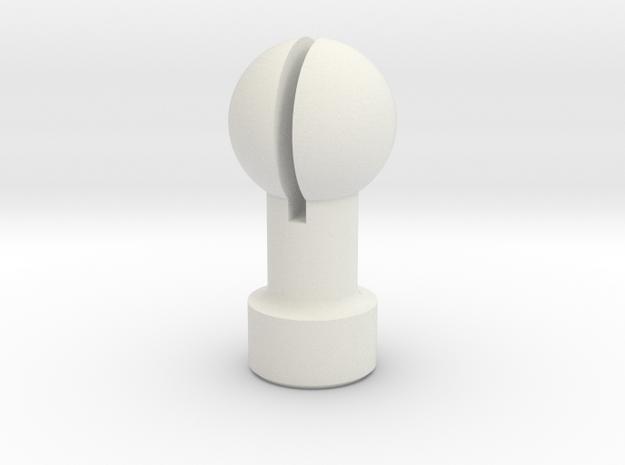 mtacrpl_07 in White Natural Versatile Plastic