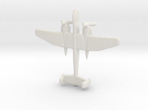 1:350 He-219 in White Natural Versatile Plastic