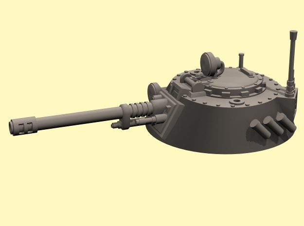 28mm IFV round turret auto cannon