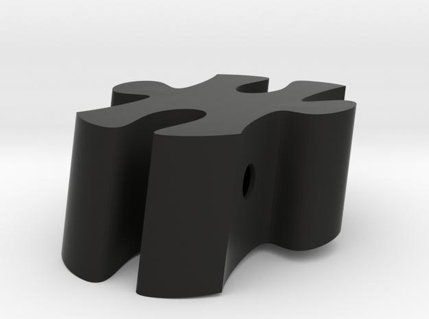 D7 - Makerchair in Black Strong & Flexible
