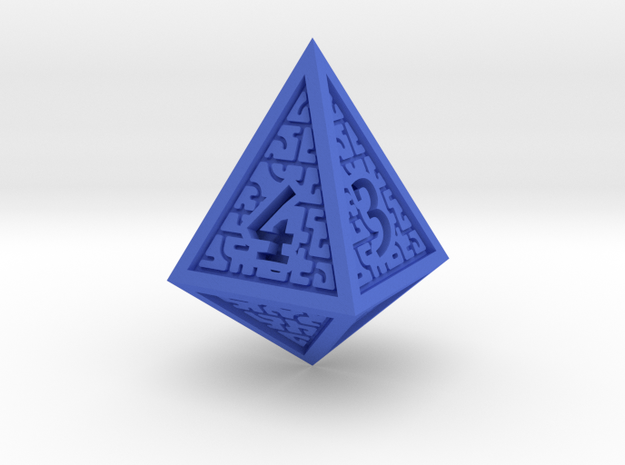 Hedron D4 (Solid), balanced gaming die