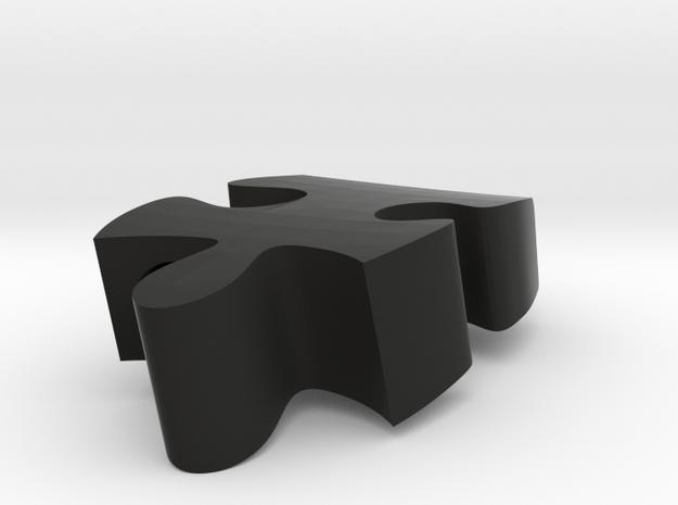 B10 - Makerchair in Black Strong & Flexible