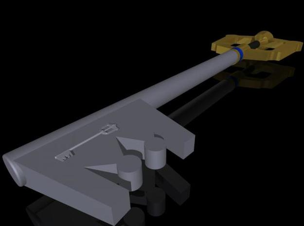Keyblade 3d printed Scale