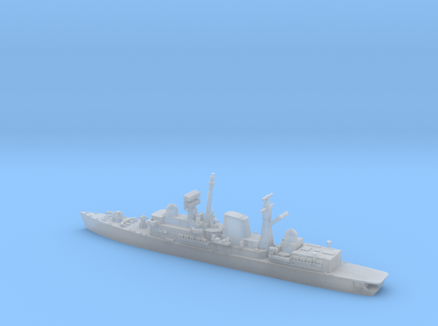 1/1800 HMS Glasgow in Frosted Ultra Detail