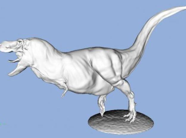 "T Rex 6"" 3d printed Description"