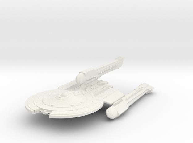 Mckee Class VII Refit B  BattleCruiser