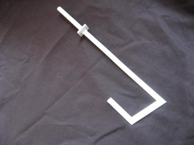 Katana 15 3d printed An unpainted example of this sword