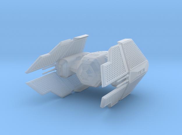 TIE Advanced Prototype X2 in Smooth Fine Detail Plastic