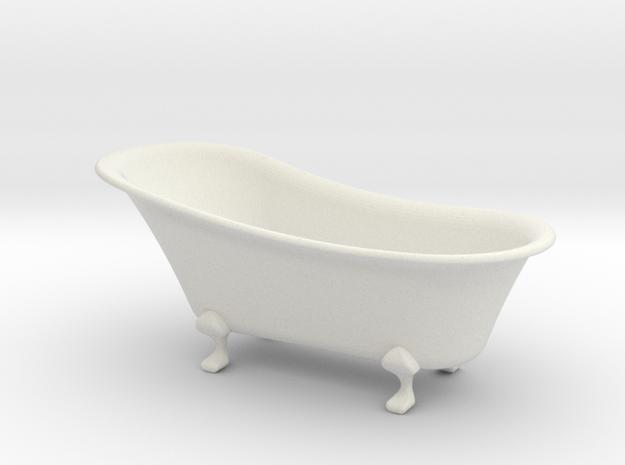 bathtub 1-24  in White Strong & Flexible