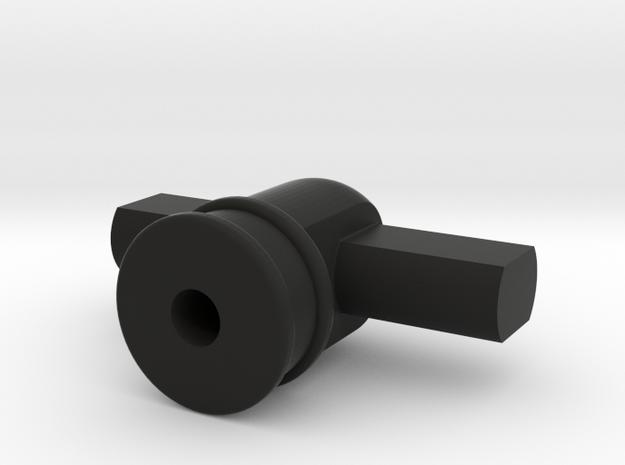 SeaDoo end-fitting 269501717 in Black Natural Versatile Plastic