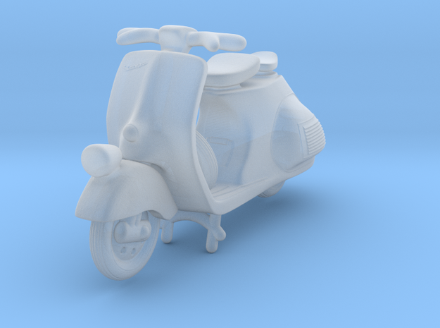 Vespa   1:87  HO in Smooth Fine Detail Plastic
