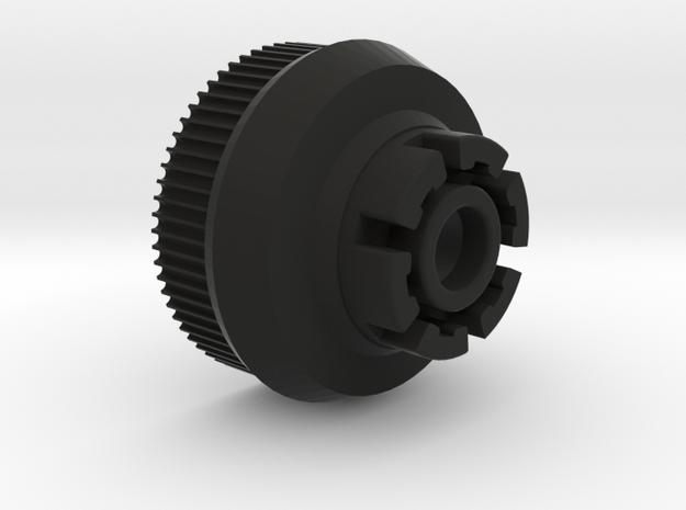 Abec11 Flywheels WheelHack for Boosted Board V2 in Black Natural Versatile Plastic