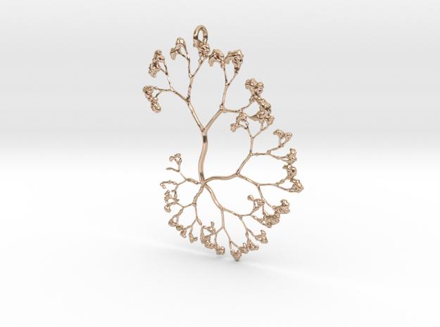 Fractal Trees Pendant