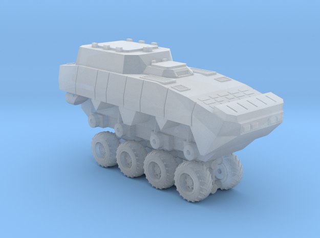 1/87 Scale Armored Hafaflinger 8x8