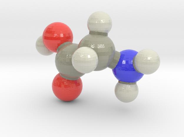 Glycine in Coated Full Color Sandstone