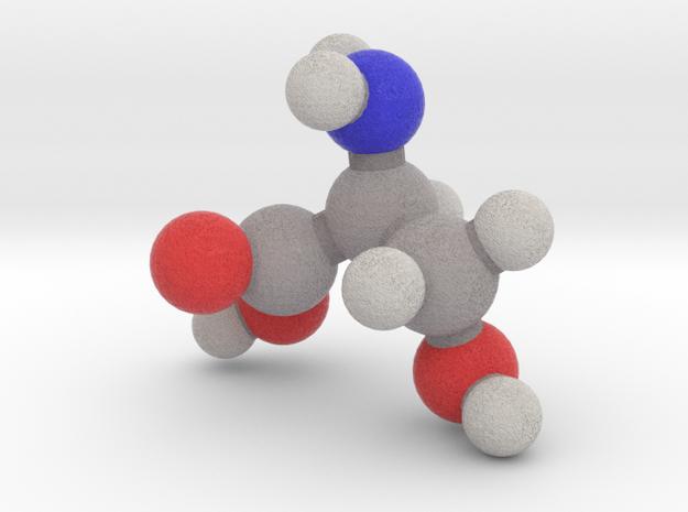 L-serine in Full Color Sandstone