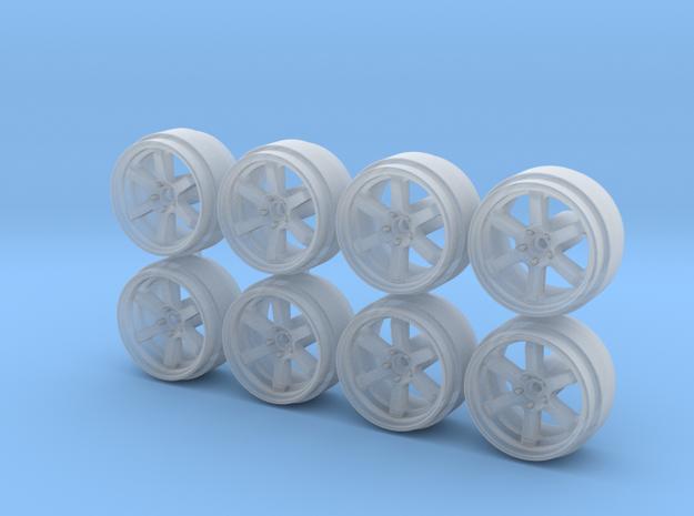 Rays TE37-8-6 Hot Wheels Rims