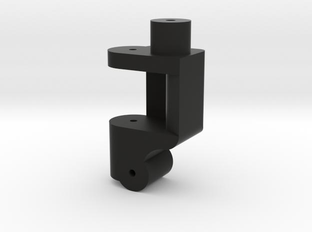 Traxxas Front Lowering Kit 0Deg Single LH in Black Natural Versatile Plastic