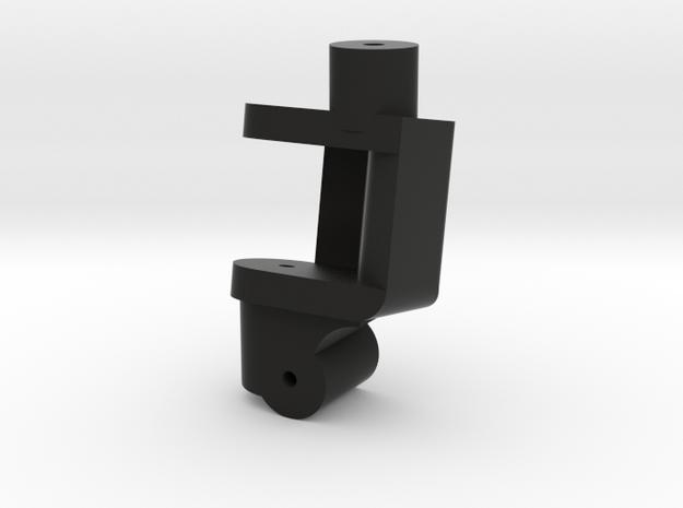 Traxxas Front Lowering Kit Neg10Deg Single LH in Black Natural Versatile Plastic