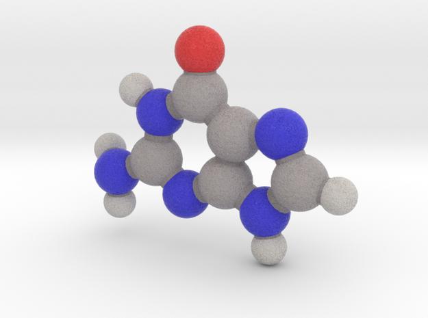 guanine in Full Color Sandstone