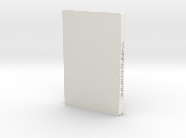 E-Liquid Organizer in White Strong & Flexible