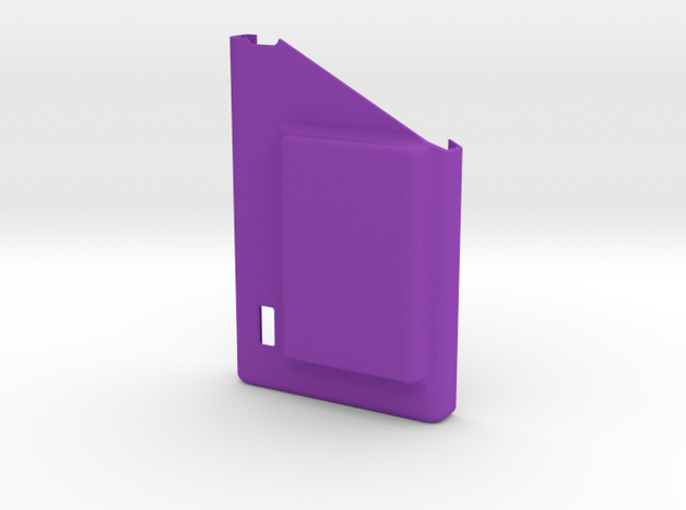 Fairphone Casing Bottom Batteryholder in Purple Processed Versatile Plastic