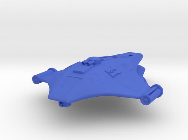 Swarm Fighter in Blue Processed Versatile Plastic