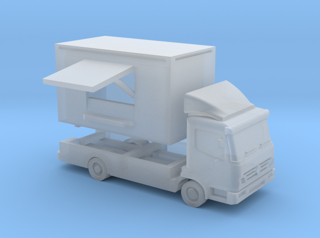 Foodtruck - 1:220 in Frosted Ultra Detail