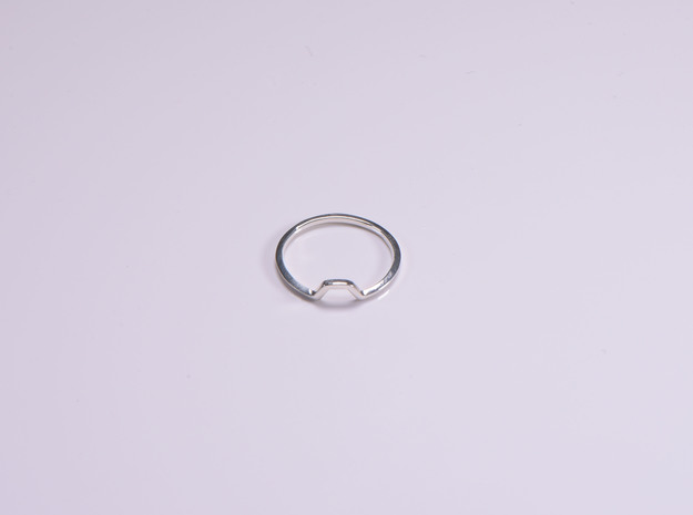 BETTER HALF Ring(HEXAGON), US size 8.5, d=18,5mm