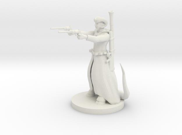 Tieflng Gunslinger