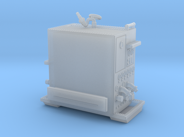 1/87-scale Pumper Pump Module