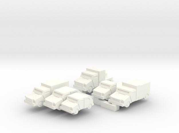 Mantis Small Light Vehicles (Enlarged +25%)