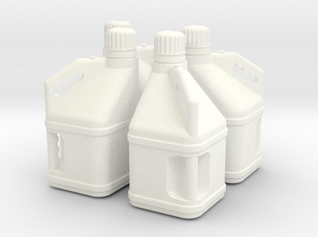 jug 1/24 5gal x4  in White Processed Versatile Plastic