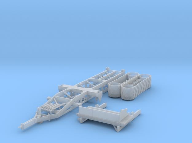 Kringstad ironworks crop shuttle-v3_pack_rest in Smooth Fine Detail Plastic