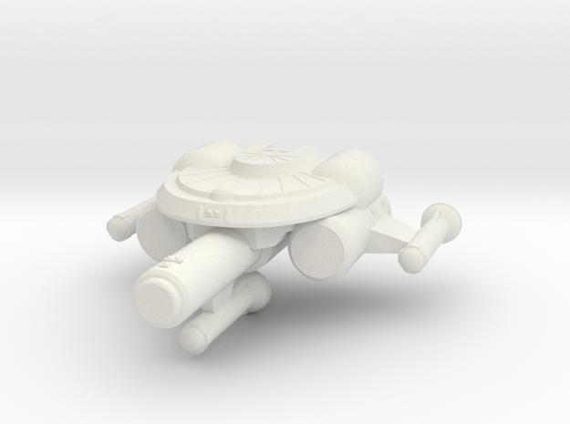 3125 Scale Seltorian Light Escort Cruiser (CLE) MG in White Natural Versatile Plastic
