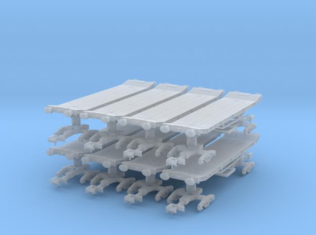 Rectank_BR_multipack in Smoothest Fine Detail Plastic